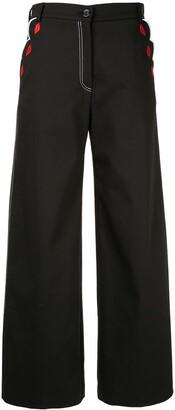 VIVETTA wide leg trousers