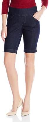 Jag Jeans Women's Ainsley Pull-On Bermuda in Comfort Denim