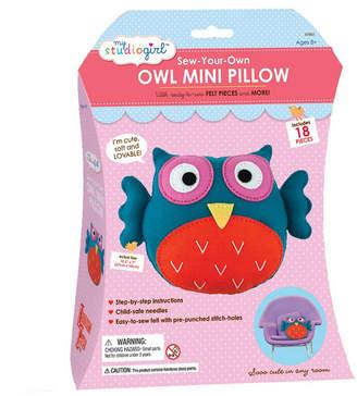 University Games Sew-Your-Own Owl Mini Pillow