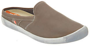 Fly London Softinos by Washed Leather Mules-Imo