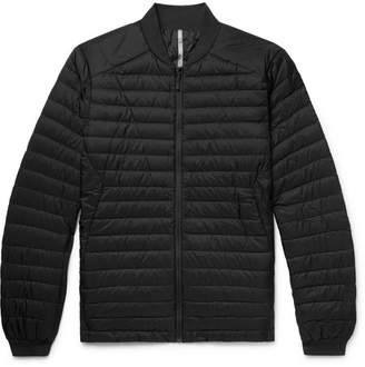 Arcteryx Veilance Arc'teryx Veilance Conduit Lt Slim-Fit Quilted Nylon-Ripstop Down Jacket