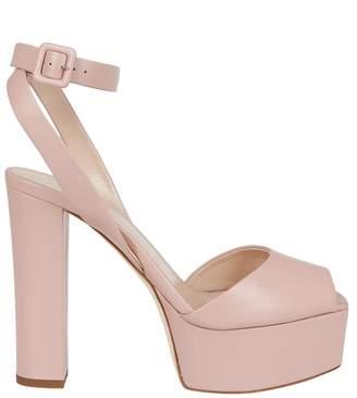Giuseppe Zanotti High Block Heel Sandals