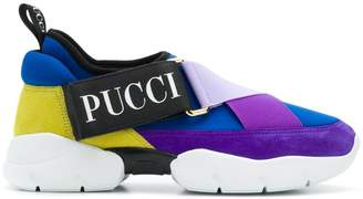 Emilio Pucci City slip-on sneakers