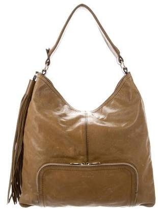 Givenchy Grained Leather Hobo