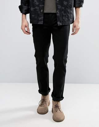 Levi's Levis 511 Slim Fit Jean Nightshine Black Wash