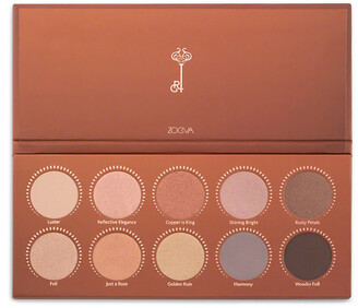 Zoeva Soft Rose Golden Eyeshadow Palette