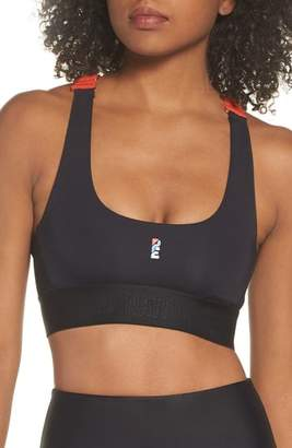 P.E Nation The Forecourt Crop Bra