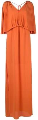 Halston Sunset dress