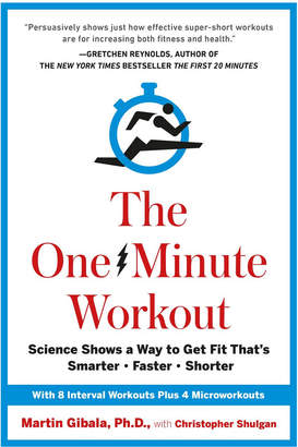 Penguin Random House The One-Minute Workout By Martin Gibala
