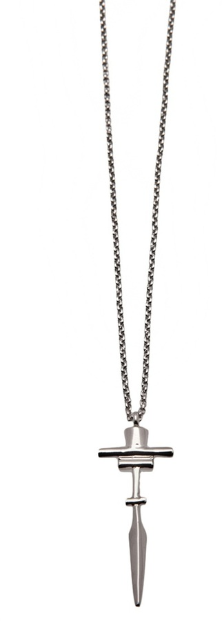 Dominic Jones SMALL CROSS NECKLACE