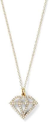 Alison Lou Diamond Diamond Necklace