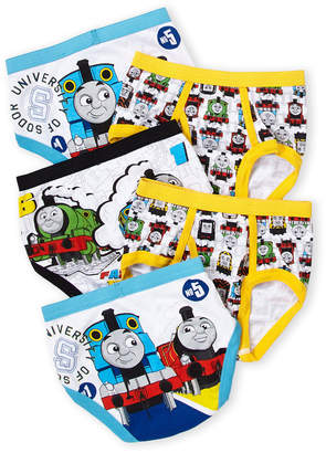 Thomas & Friends Handcraft (Boys 4-7) 5-Pack Briefs