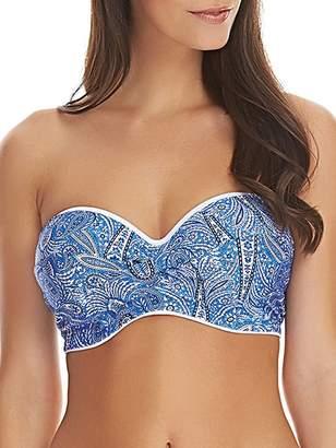 Freya Summer Tide Bandeau Bikini Top