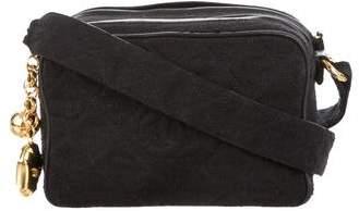Chanel Tweed Camera Bag