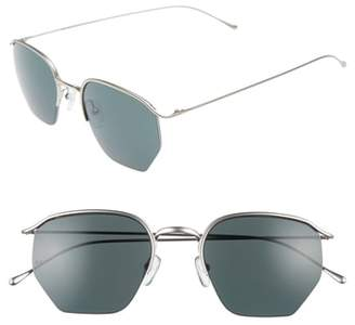 SMOKE X MIRRORS Geo 1 50mm Aviator Sunglasses
