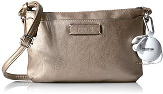 Kenneth Cole Reaction Right Angles Mini Cross Body Bag $30.96 thestylecure.com