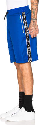 Givenchy Taping Short in Electric Blue | FWRD