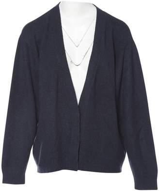 Les Prairies de Paris Blue Cashmere Knitwear