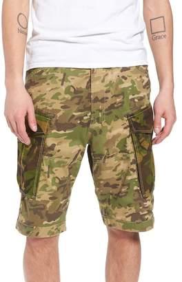 G Star Rovic Mix Loose Shorts