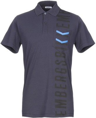 Bikkembergs Polo shirts - Item 12317145PT