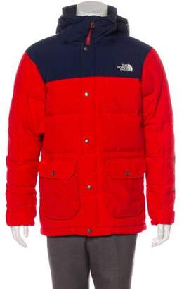 The North Face Hooded Down Coat