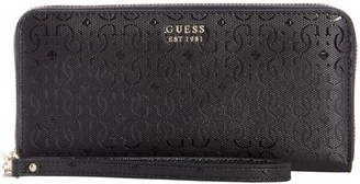 GUESS Tamra Zip Around Wallet