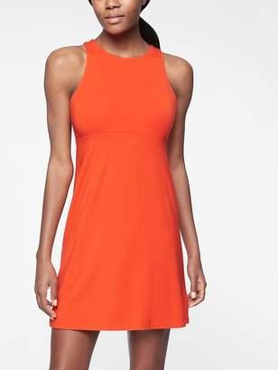 Athleta Santorini High Neck Solid Dress