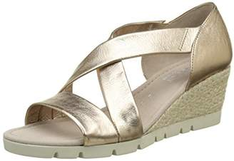 Gabor Women's Comfort Wedge Heels Sandals