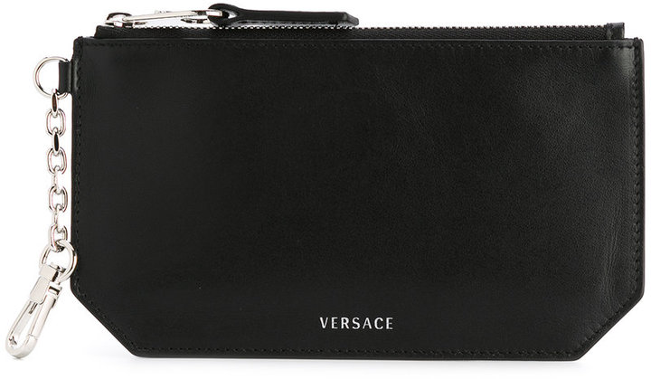 Versace Versace small keychain pouch