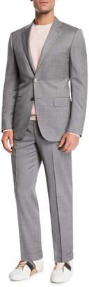 Ermenegildo Zegna Men's Tic Two-Piece Suit