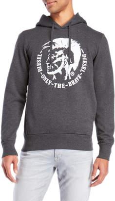 Diesel Scentyn Hooded Sweatshirt