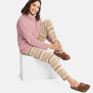 Uniqlo Women's Long-sleeve Fair Isle Fleece Set