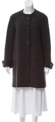 Stella McCartney Long Sleeve Short Coat