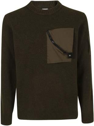 C.P. Company Front Pocket Zipped Sweater
