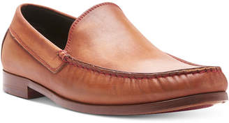 Donald J Pliner Men's Nate Washed Leather Loafers Men's Shoes