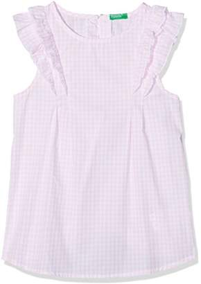 Benetton Girl's Blouse,(Manufacturer Size: 1y)
