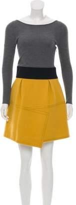 Paule Ka Wool Knit Dress
