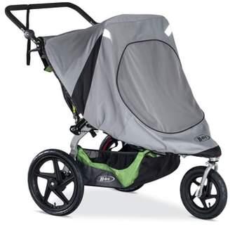 BOB Strollers Revolution Duallie Double Jogging Stroller Sun Shield