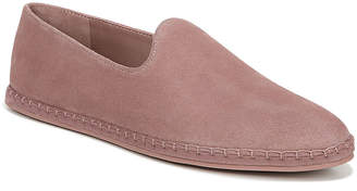 Vince Malia Flat Suede Espadrille Loafers