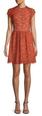 Style Stalker Laylor Lace Cotton Dress