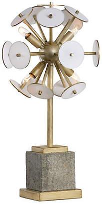 Chelsea House Randell Table Lamp - Concrete