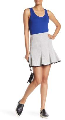 DKNY Mini Flare Skirt