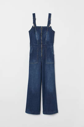 H&M Flared dungarees