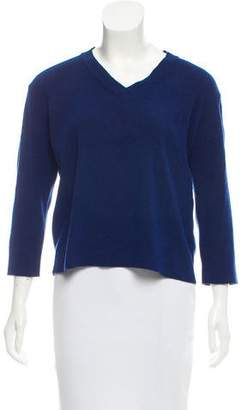 See by Chloe Wool V-Neck Sweater