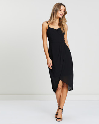 Cooper St Ignite Drape Dress