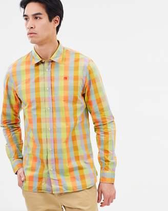 Relaxed Fit Cotton Poplin Shirt