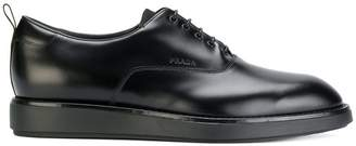 Prada rubber sole Oxford shoes