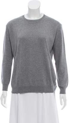 La Garçonne Moderne Crew Neck Long Sleeve Sweater