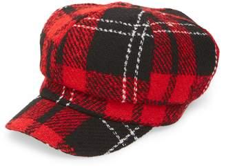 Topshop Lumberjack Baker Boy Hat