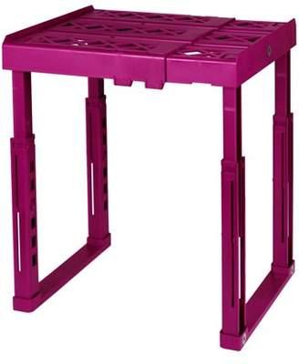 Tools for School Adjustable Locker Shelf in Pink